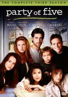 """Party of Five"" - DVD movie cover (xs thumbnail)"