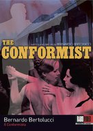 Il conformista - DVD cover (xs thumbnail)