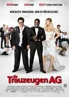 The Wedding Ringer - German Movie Poster (xs thumbnail)