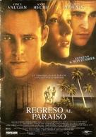 Return to Paradise - Spanish Movie Poster (xs thumbnail)