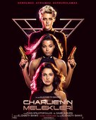 Charlie's Angels - Turkish Movie Poster (xs thumbnail)