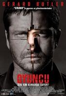 Gamer - Turkish Movie Poster (xs thumbnail)
