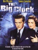 The Big Clock - DVD cover (xs thumbnail)