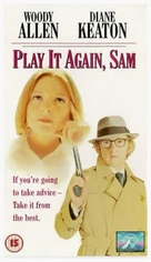 Play It Again, Sam - British VHS cover (xs thumbnail)