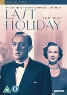 Last Holiday - British DVD movie cover (xs thumbnail)