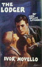 The Lodger - British VHS movie cover (xs thumbnail)