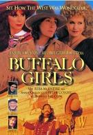Buffalo Girls - German DVD cover (xs thumbnail)