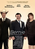 Bernie - Spanish Movie Poster (xs thumbnail)