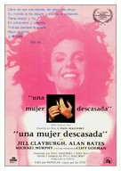 An Unmarried Woman - Spanish Movie Poster (xs thumbnail)