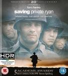 Saving Private Ryan - British Movie Cover (xs thumbnail)