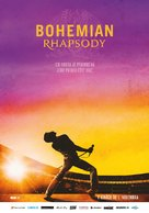 Bohemian Rhapsody - Slovak Movie Poster (xs thumbnail)