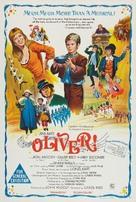 Oliver! - Australian Movie Poster (xs thumbnail)