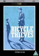 Ladri di biciclette - British DVD movie cover (xs thumbnail)
