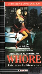 Whore - VHS cover (xs thumbnail)