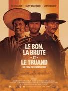 Il buono, il brutto, il cattivo - French Re-release movie poster (xs thumbnail)