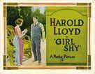 Girl Shy - Movie Poster (xs thumbnail)