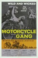 Motorcycle Gang - Movie Poster (xs thumbnail)
