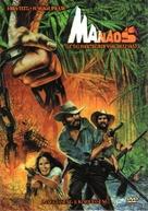 Manaos - German DVD cover (xs thumbnail)