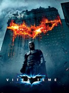 The Dark Knight - Slovenian Movie Poster (xs thumbnail)