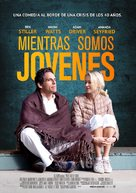 While We're Young - Mexican Movie Poster (xs thumbnail)
