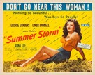 Summer Storm - Re-release poster (xs thumbnail)