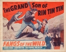 Fangs of the Wild - Movie Poster (xs thumbnail)