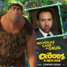 The Croods: A New Age - International Movie Poster (xs thumbnail)