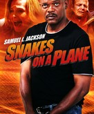 Snakes On A Plane - Blu-Ray cover (xs thumbnail)