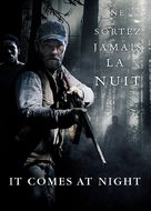 It Comes at Night - French Movie Cover (xs thumbnail)