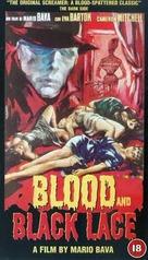 Sei donne per l'assassino - British VHS movie cover (xs thumbnail)
