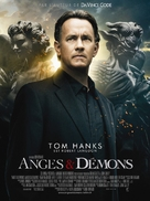 Angels & Demons - French Movie Poster (xs thumbnail)