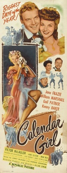 Calendar Girl - Movie Poster (xs thumbnail)