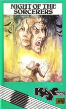 Noche de los brujos, La - Australian VHS cover (xs thumbnail)