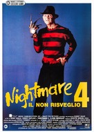 A Nightmare on Elm Street 4: The Dream Master - Italian Movie Poster (xs thumbnail)