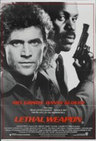 Lethal Weapon - Australian Movie Poster (xs thumbnail)