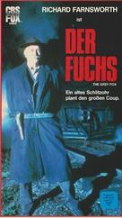 The Grey Fox - German VHS cover (xs thumbnail)