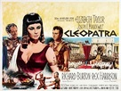 Cleopatra - British Theatrical movie poster (xs thumbnail)