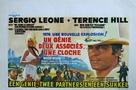 Un genio, due compari, un pollo - Belgian Movie Poster (xs thumbnail)