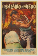 Le salaire de la peur - Argentinian Movie Poster (xs thumbnail)