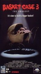Basket Case 3: The Progeny - VHS cover (xs thumbnail)