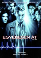Flatliners - Hungarian DVD movie cover (xs thumbnail)