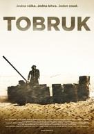 Tobruk - Czech Movie Poster (xs thumbnail)