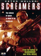 Screamers - DVD cover (xs thumbnail)
