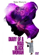 Diary Of A Mad Black Woman - DVD cover (xs thumbnail)