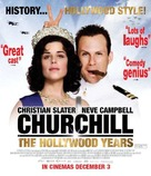 Churchill: The Hollywood Years - British Movie Poster (xs thumbnail)