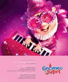 Gnomeo & Juliet - For your consideration movie poster (xs thumbnail)