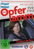 Cordero de Dios - German Movie Cover (xs thumbnail)