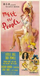 Meet the People - Movie Poster (xs thumbnail)