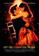 Walk the Line - Spanish Theatrical movie poster (xs thumbnail)