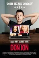 Don Jon - British Movie Poster (xs thumbnail)